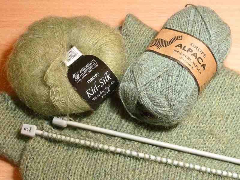 Combien d'aiguilles à tricoter pour faire une couverture?