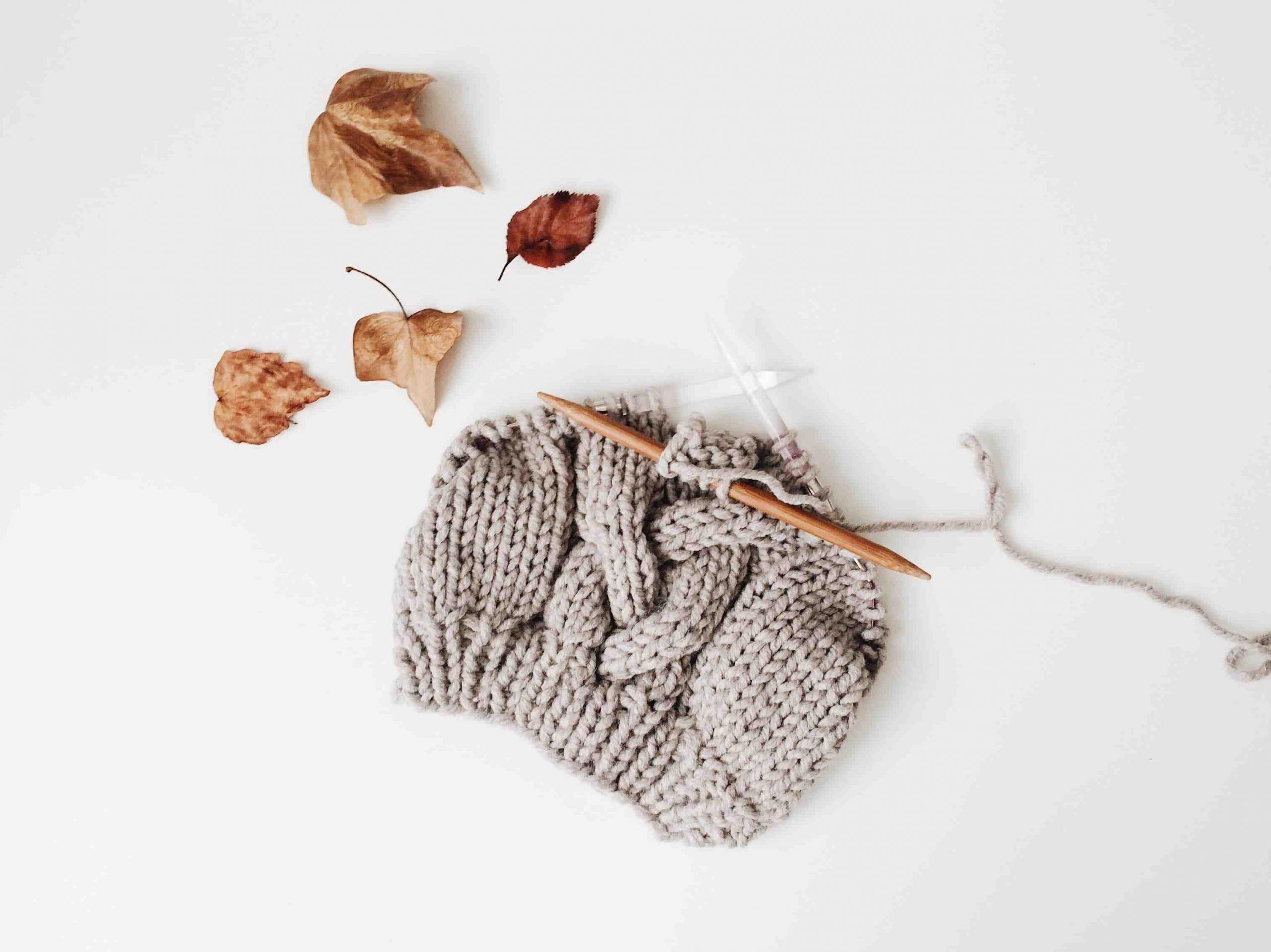 Comment adapter un patron de tricot à votre taille?