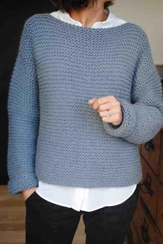 Comment adaptez-vous votre laine à un modèle?