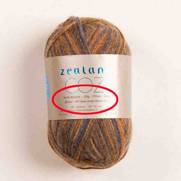 Comment choisir la taille de votre aiguille à tricoter?