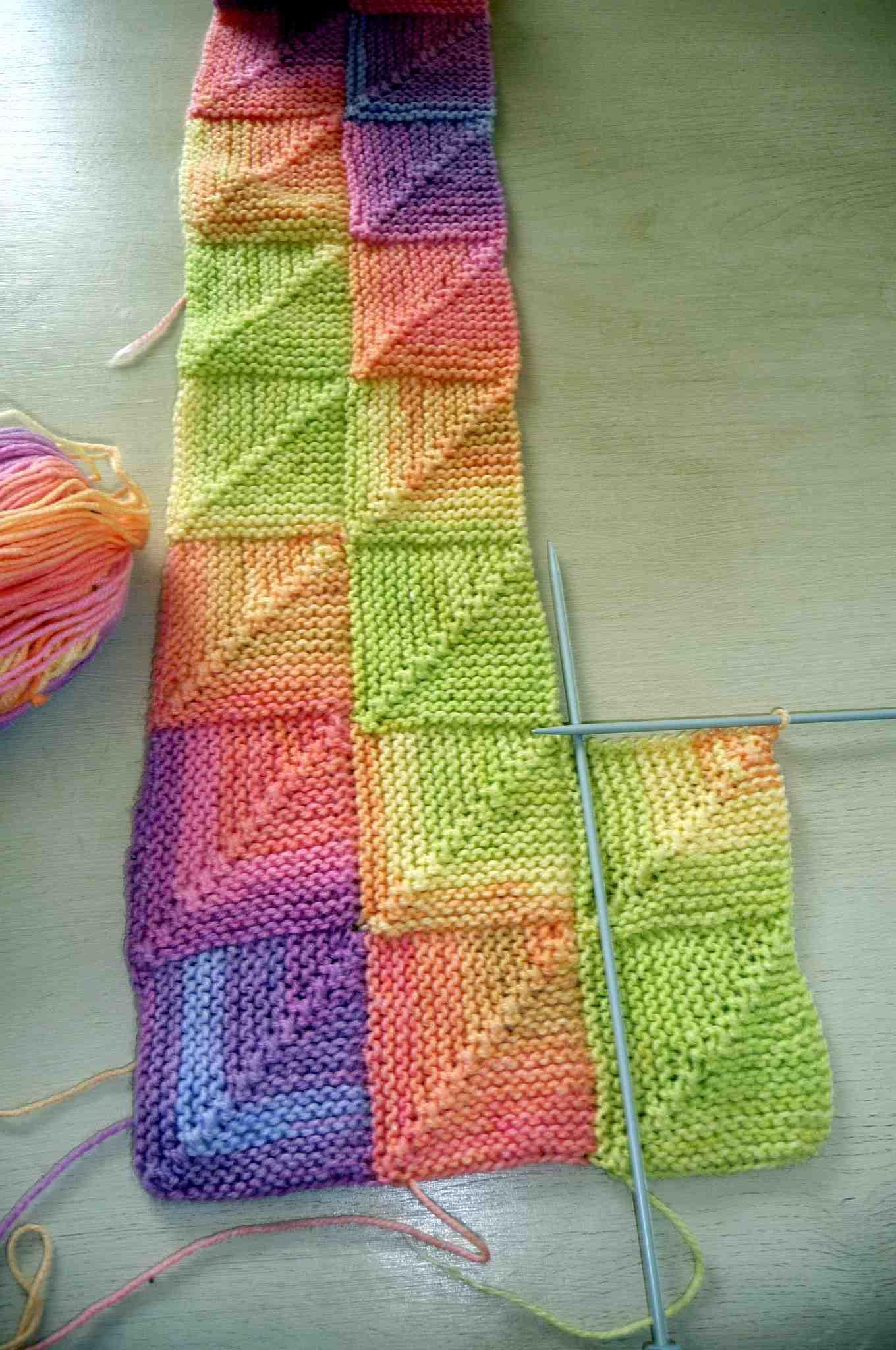 Comment choisir la taille des aiguilles à tricoter?