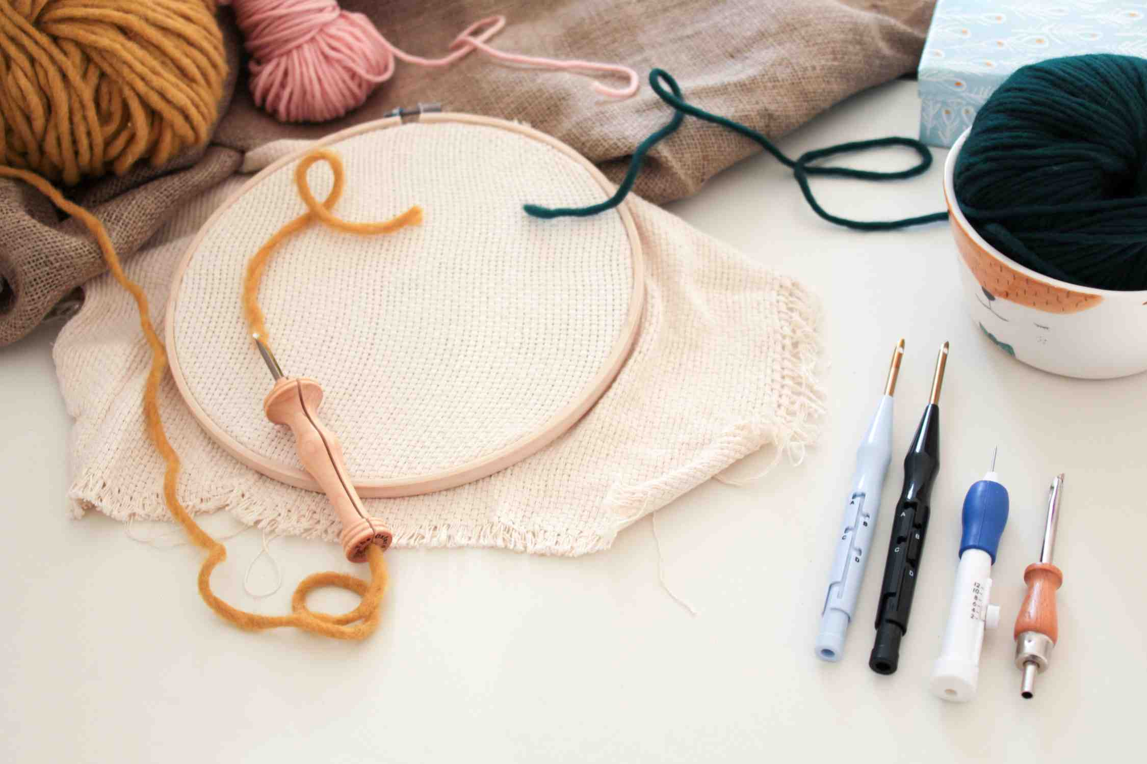 Comment choisir les aiguilles à tricoter ?