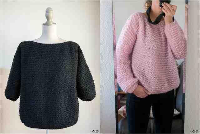 Comment créer son propre patron de tricot?
