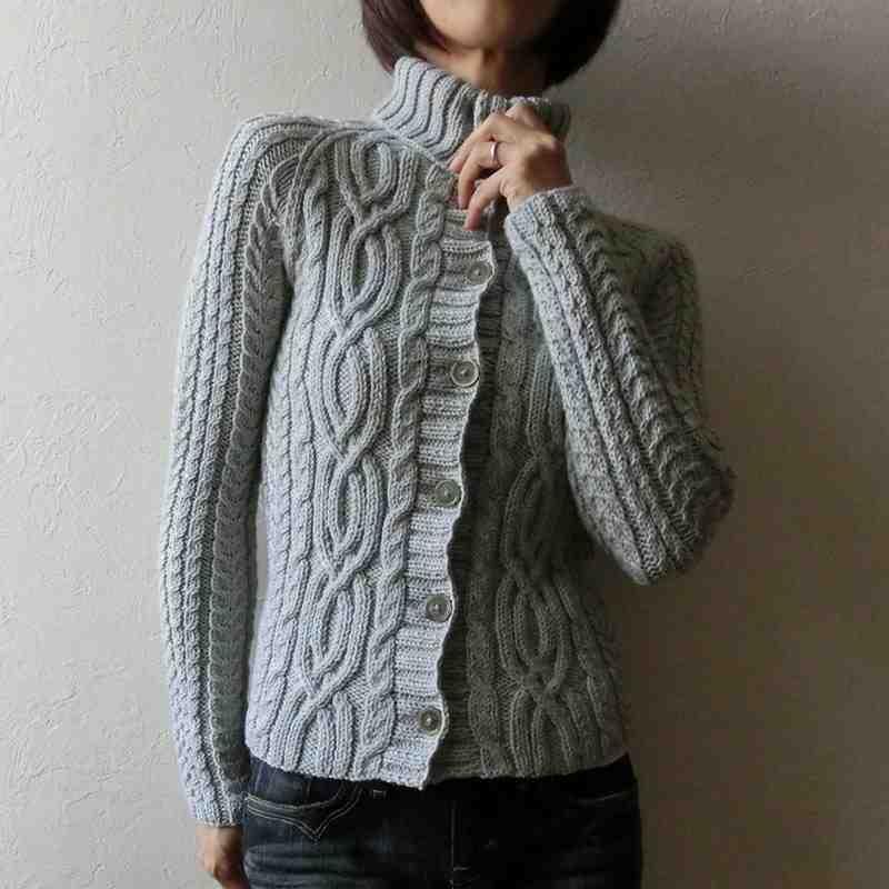 Comment créer un patron de tricot?