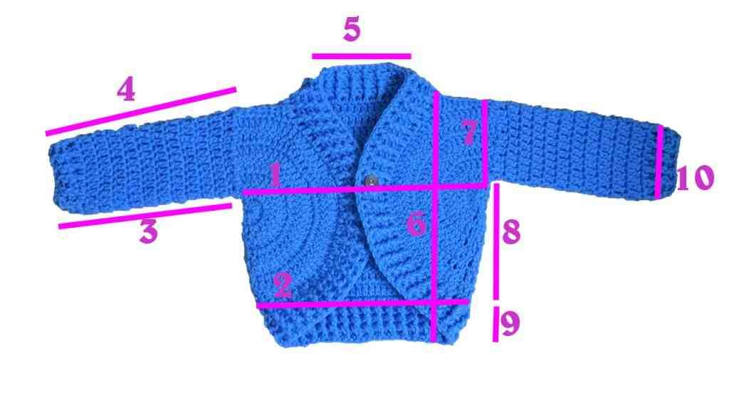 Comment déterminer la taille du crochet?