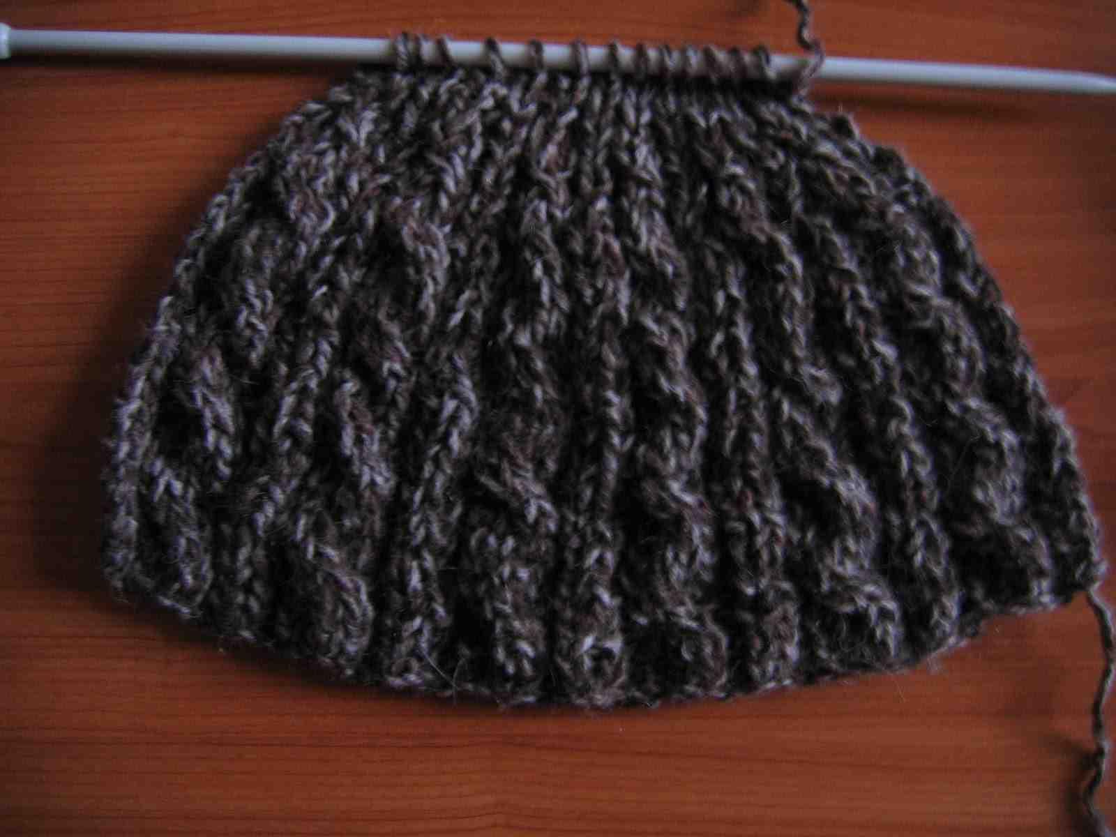 Comment faire des diminutions pour un chapeau?