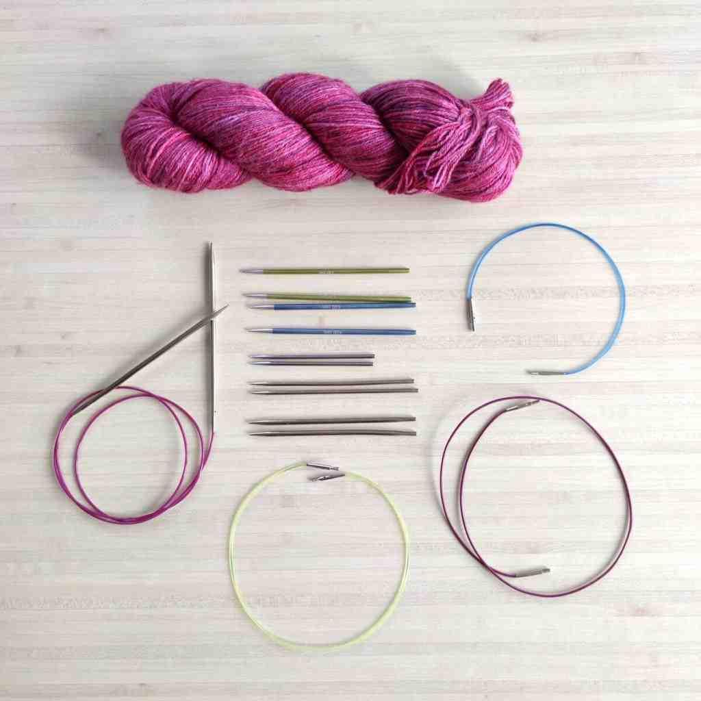 Comment faire une bordure en tricot?