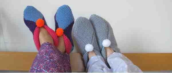 Comment sont les chaussons pour adultes?