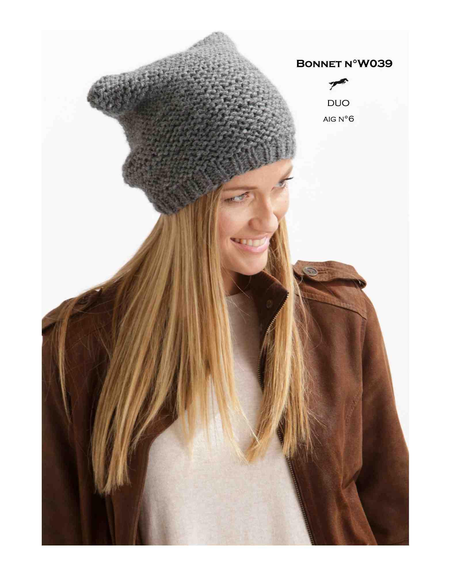 Comment tisser un chapeau de femme à pompon?