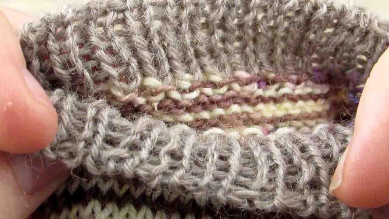 Comment tricoter de façon régulière ?