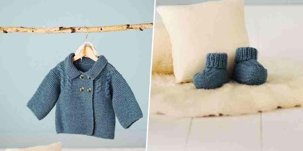 Comment tricoter des chaussons pour bébé?