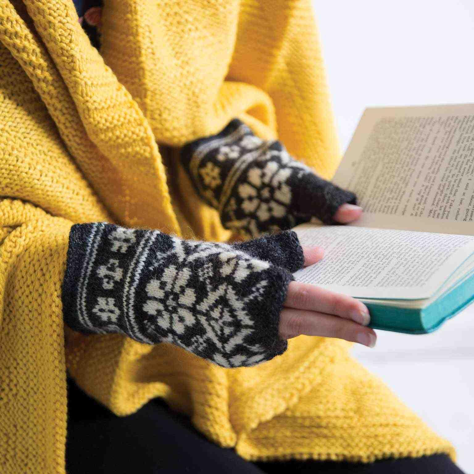 Comment tricoter des mitaines facilement?