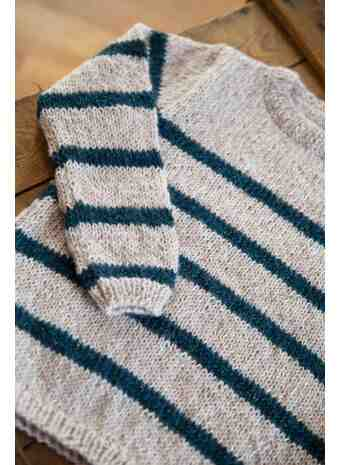 Comment tricoter le point de lecture léger?