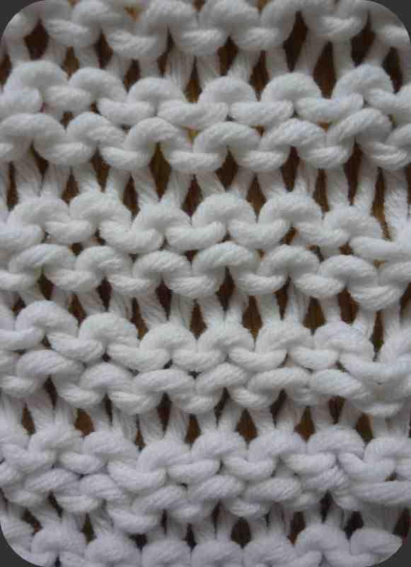 Comment tricoter le point de liseuse ?