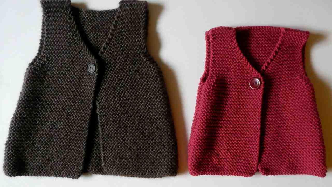 Comment tricoter mon premier pull?