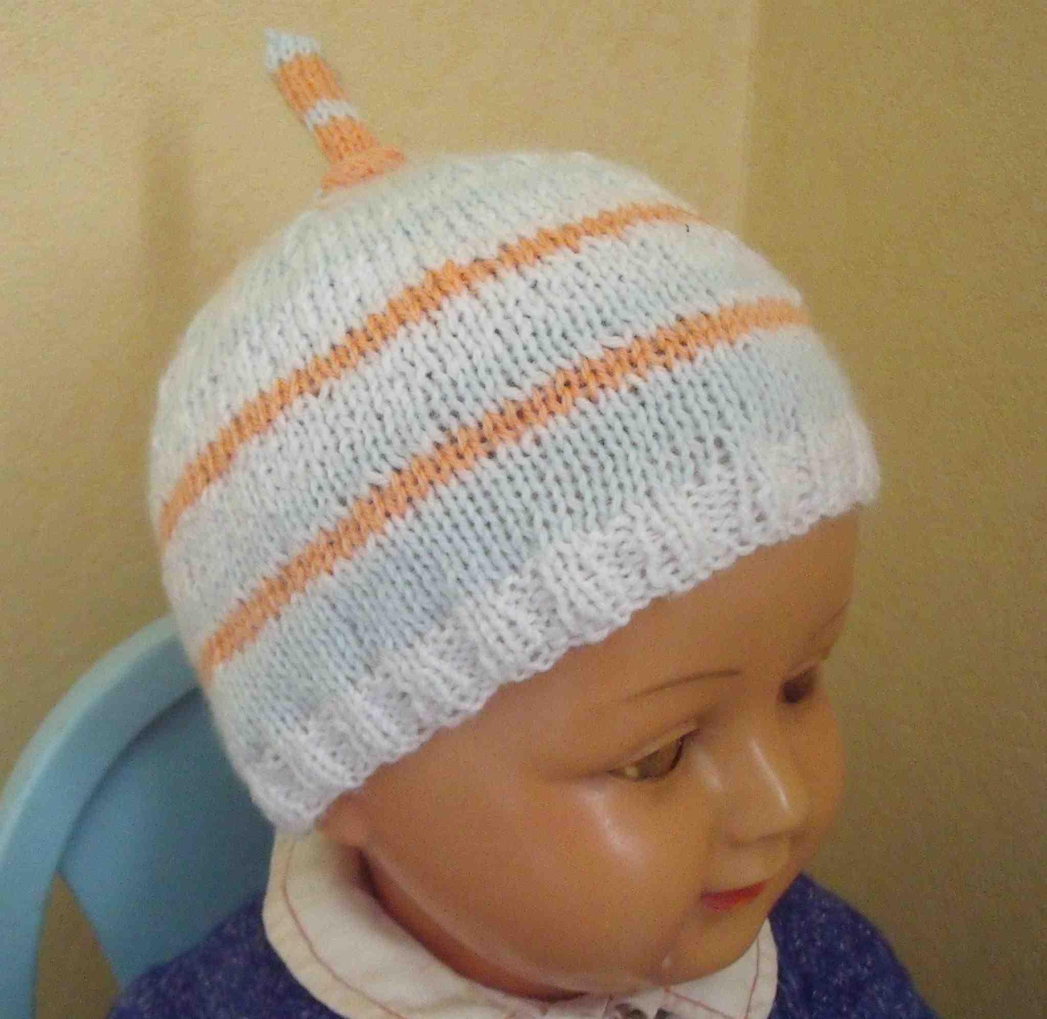 Comment tricoter un bonnet pour enfants?