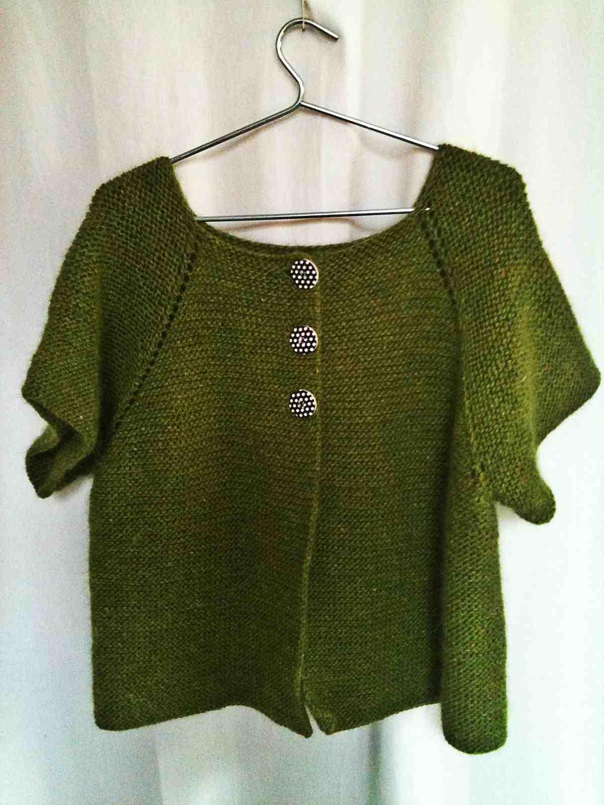 Comment tricoter un gilet sans manches pour femme?
