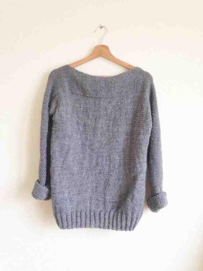 Comment tricoter un grand cardigan?