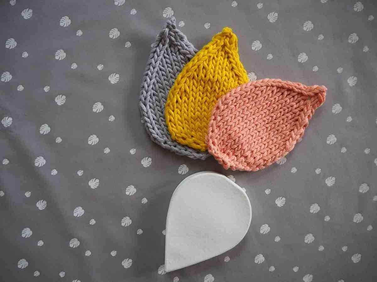 Comment tricoter une couture sable?
