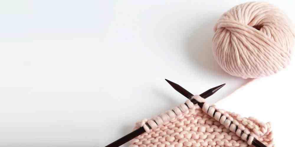 Quel est l'intérêt de tricoter à un damier?