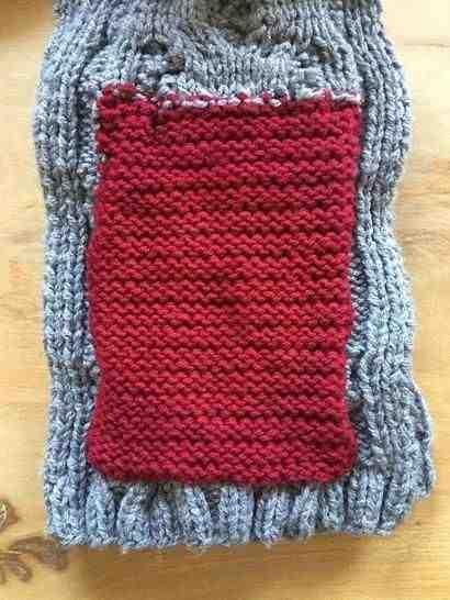 Quel est l'intérêt de tricoter une écharpe pour homme?