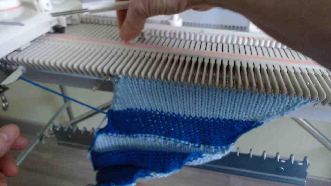 Quelle est la meilleure machine à tricoter?