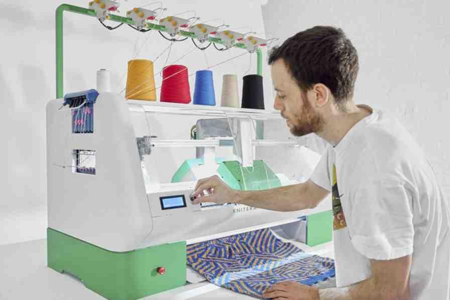 Quelle laine pour une machine à tricoter?
