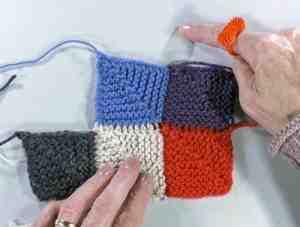 Quelle taille d'aiguille à tricoter?