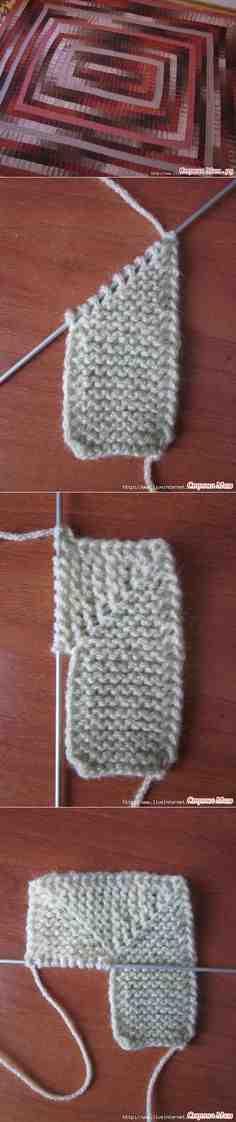 Quelle taille d'aiguille tricoter en double?