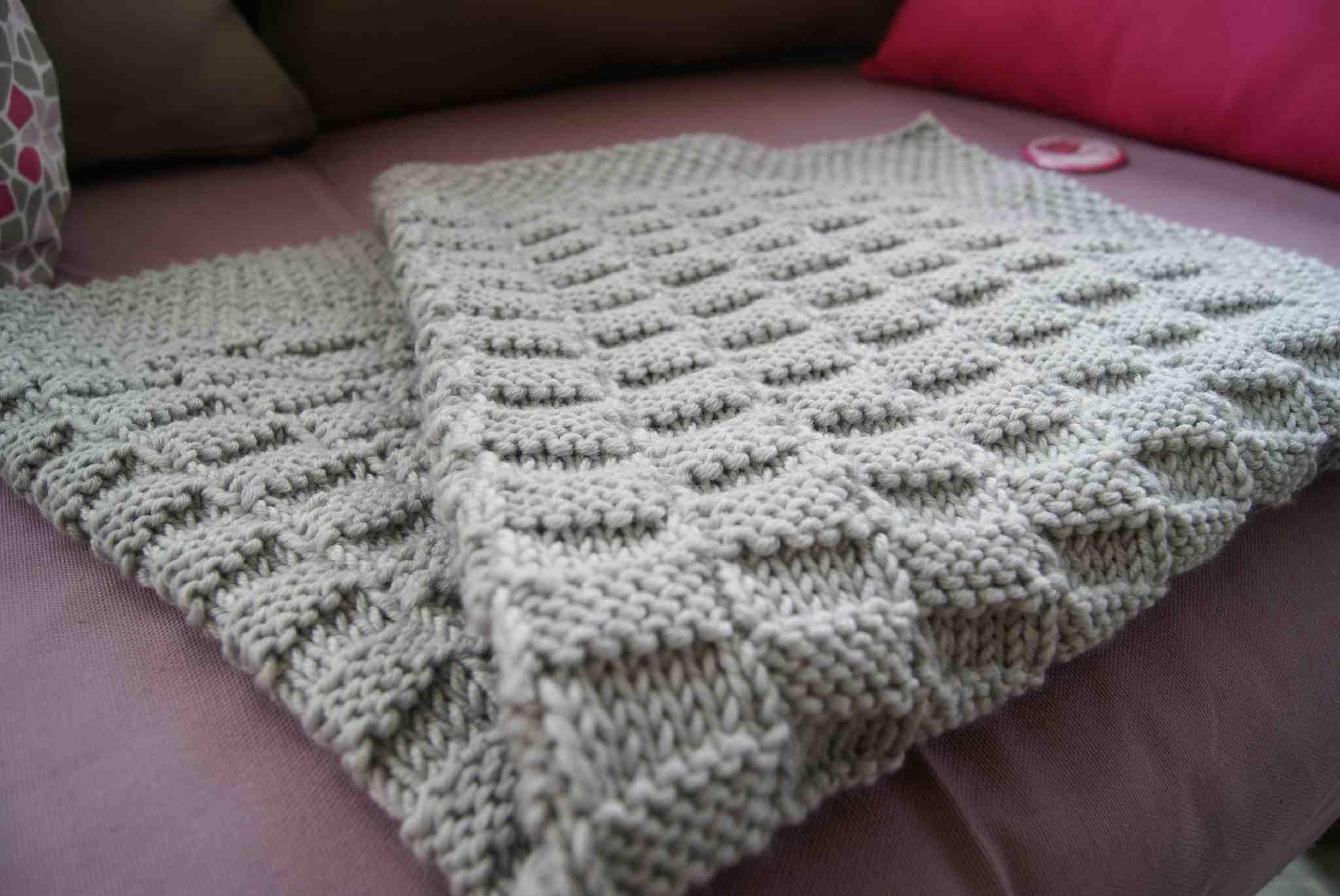 Quelle taille de couverture pour bébé?