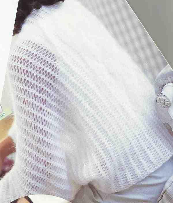 Quels sont les points de tricot pour une écharpe?
