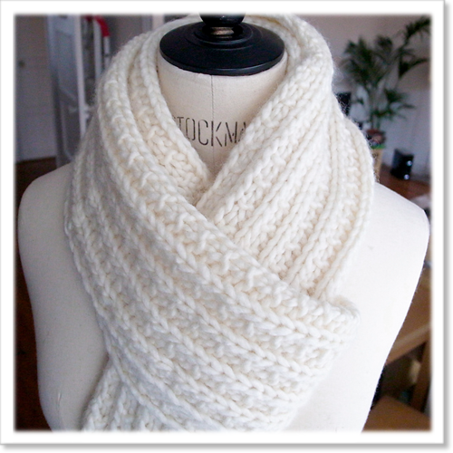 À quoi sert une écharpe en laine?