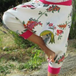 Comment fabrique-t-on un pantalon pour une poupée?