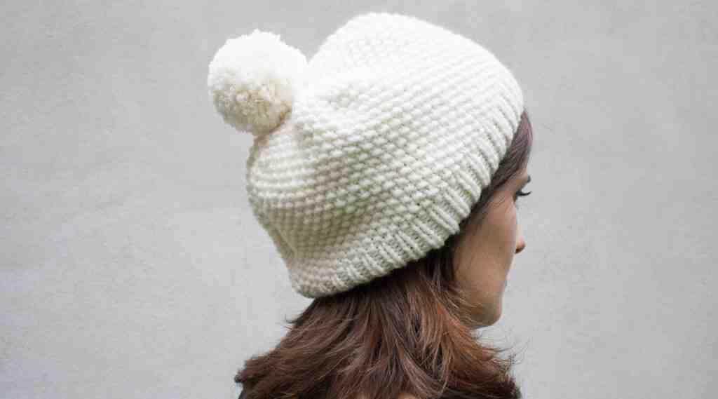 Comment faire un bonnet tricoté pour bébé?