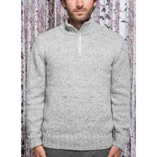 Comment faire un col en tricot?