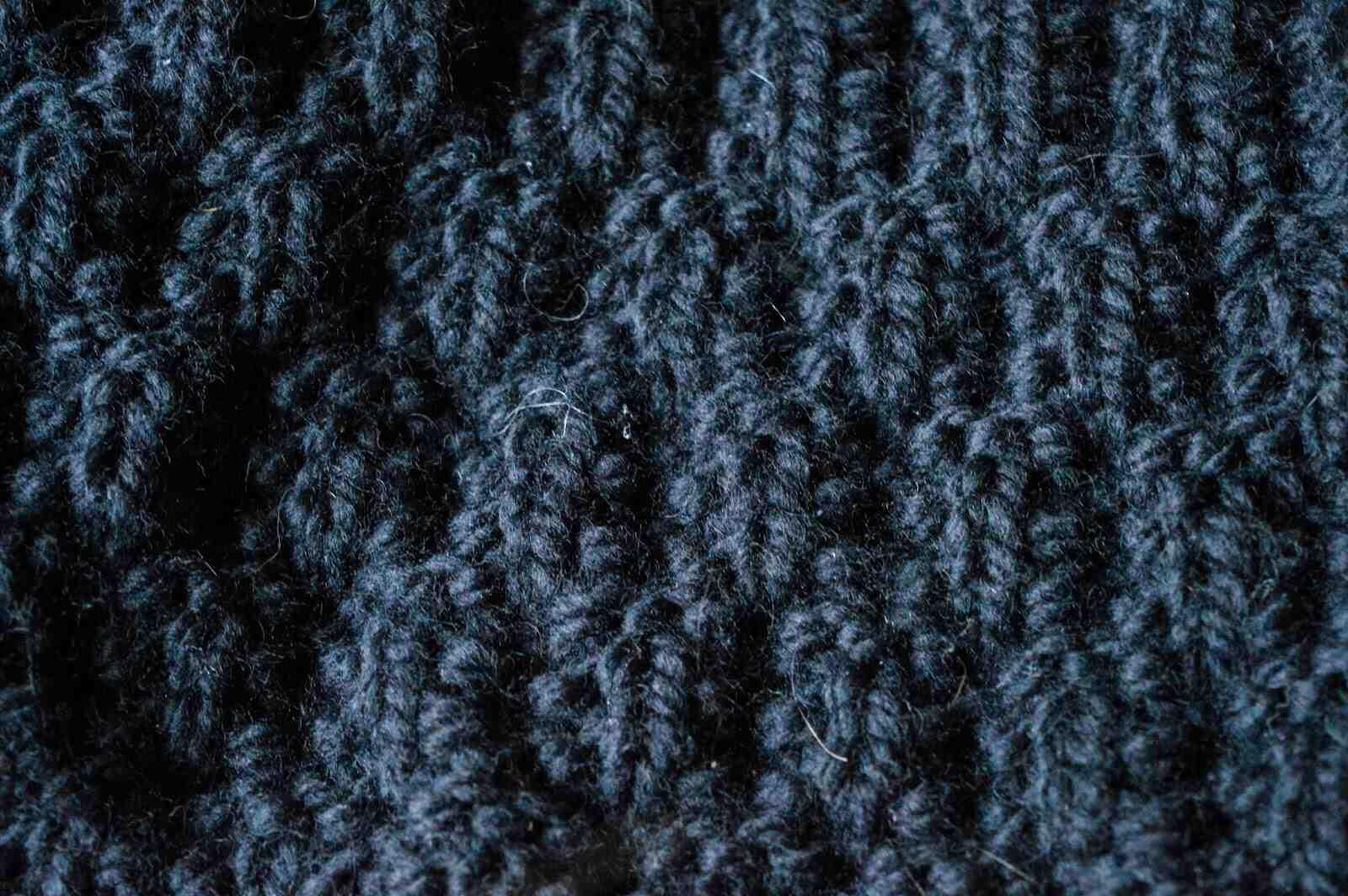 Comment faire une écharpe en tricot facile?