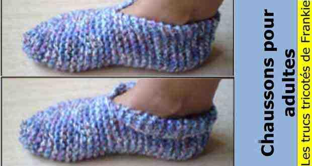 Comment tricoter des chaussons pour débutants?