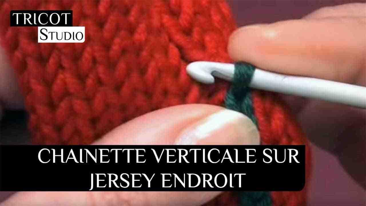 Comment tricoter en stock régulièrement?