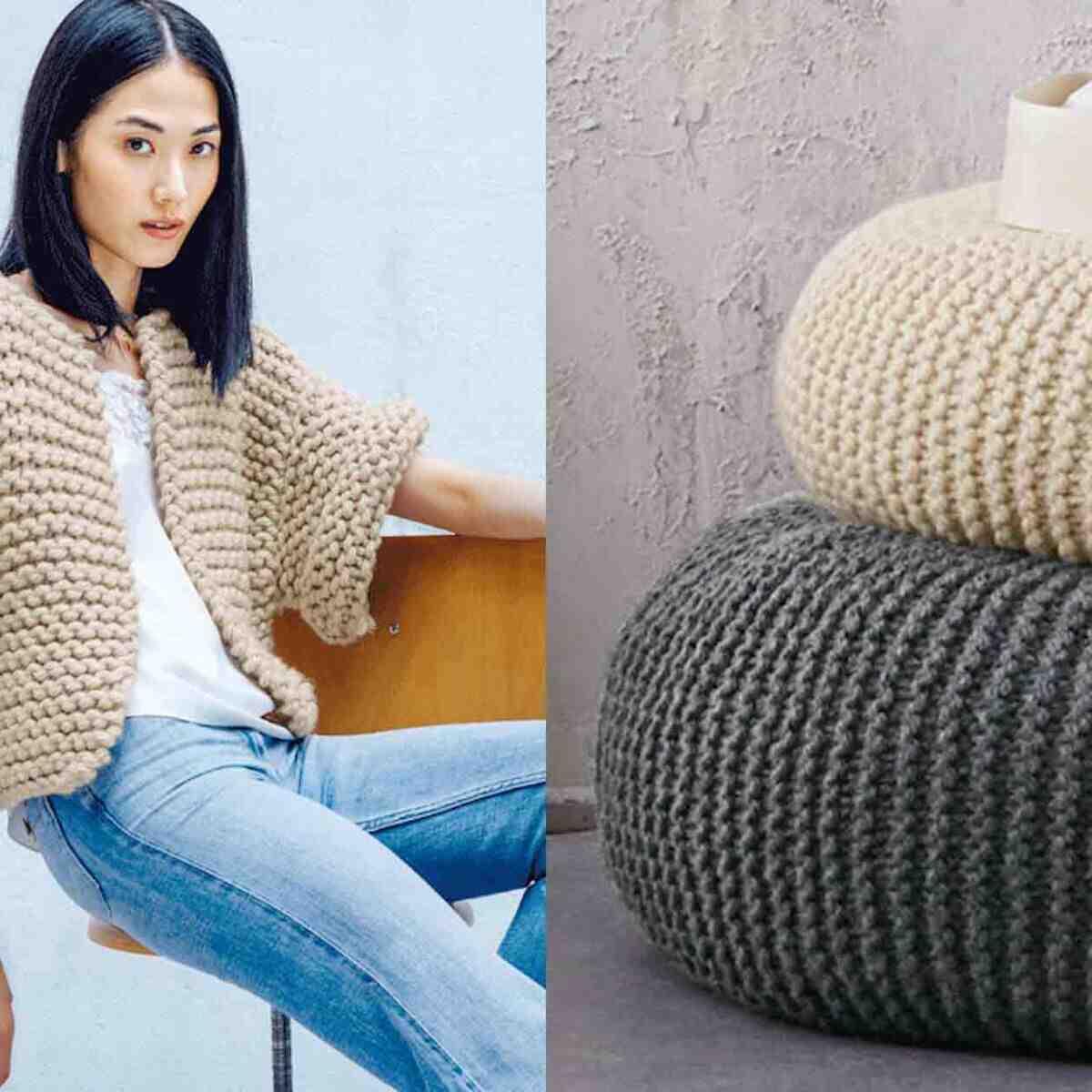 Comment tricoter pour la première fois?