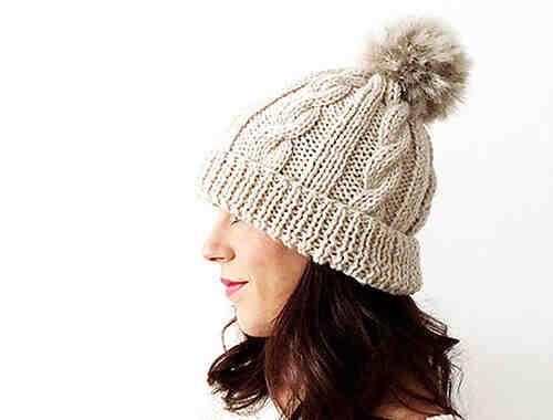 Comment tricoter un bonnet en mousse?
