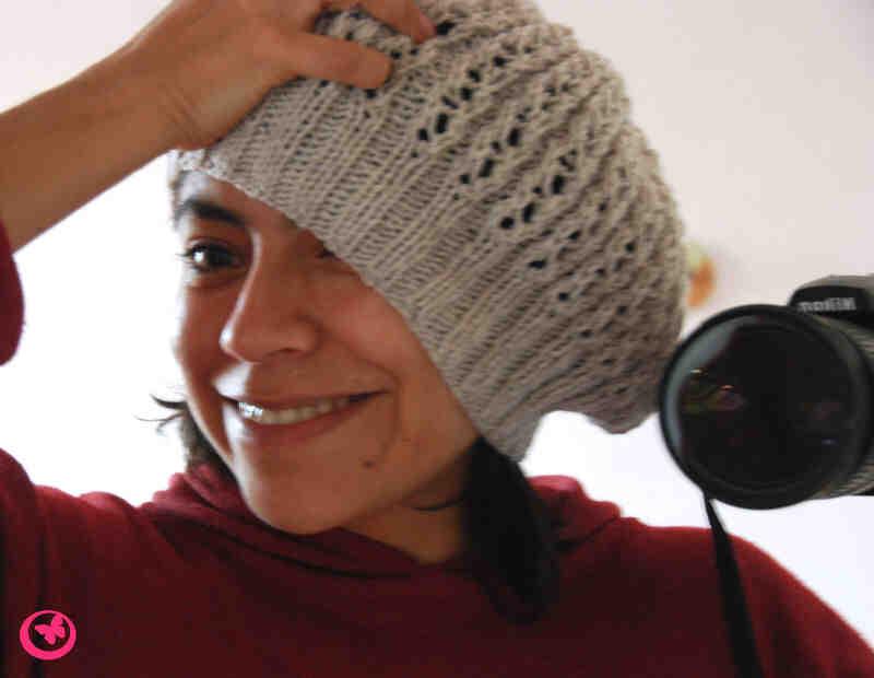 Comment tricoter un bonnet?