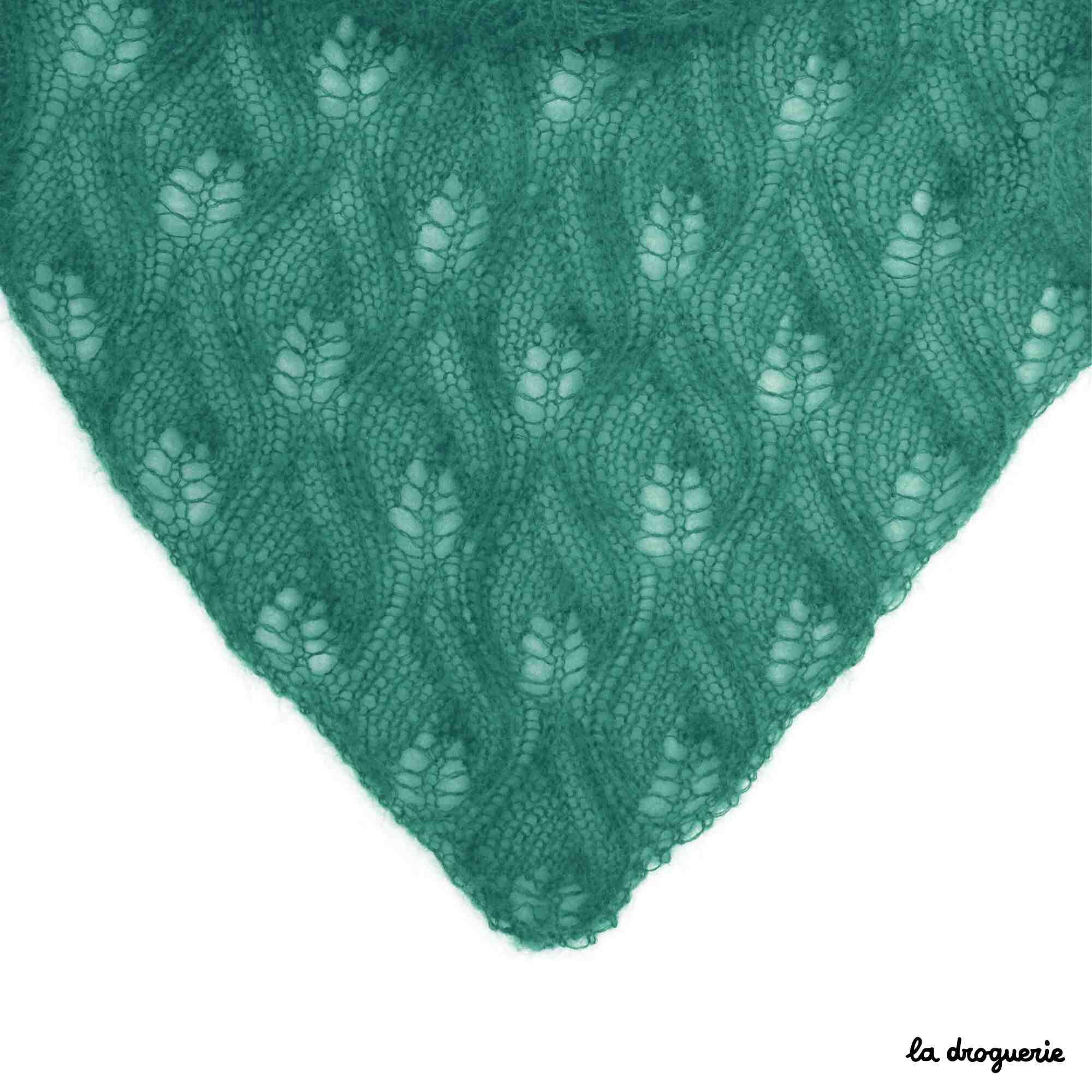 Comment tricoter un poncho facile?