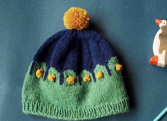 Comment tricoter une barboteuse?