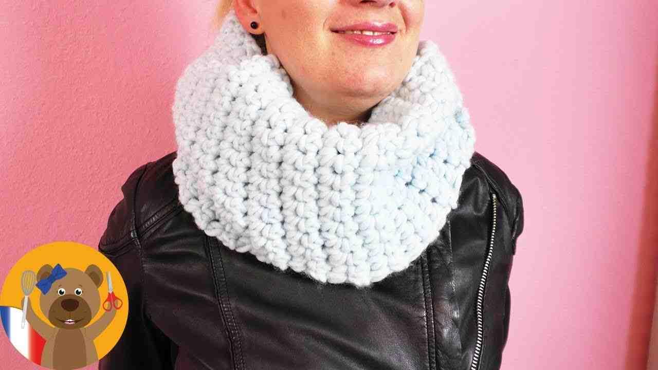 Comment tricoter une écharpe pour les débutants?