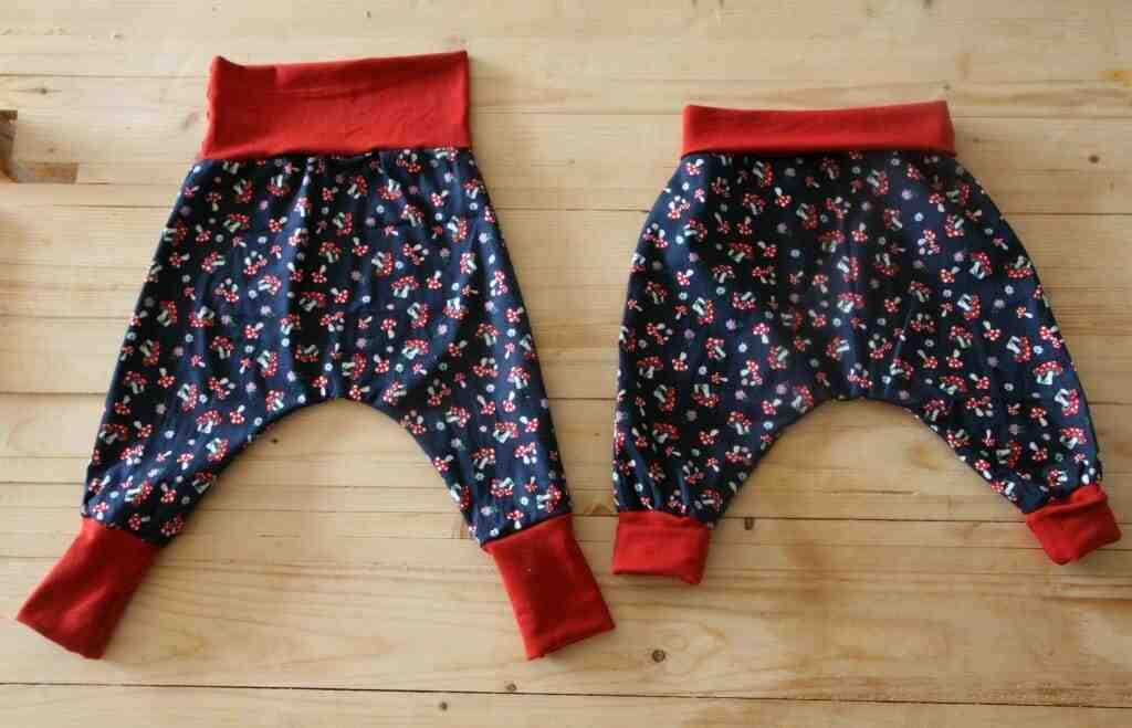 Quel est le tissu des pantalons pour femmes?