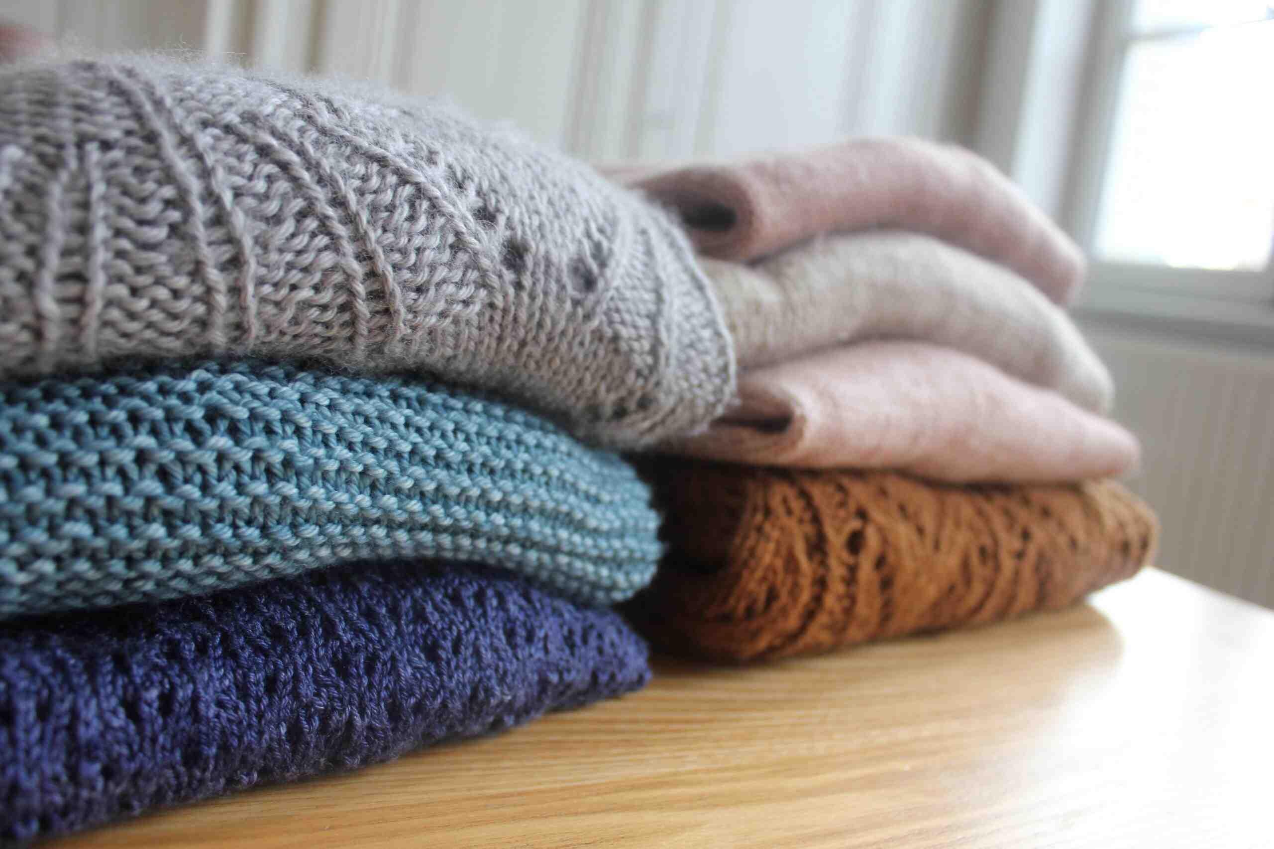 Quelle laine pour un châle?