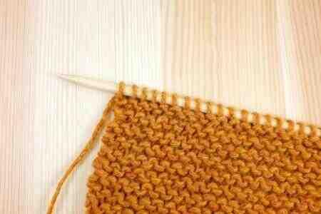 Quelle taille d'aiguille pour tricoter une écharpe?
