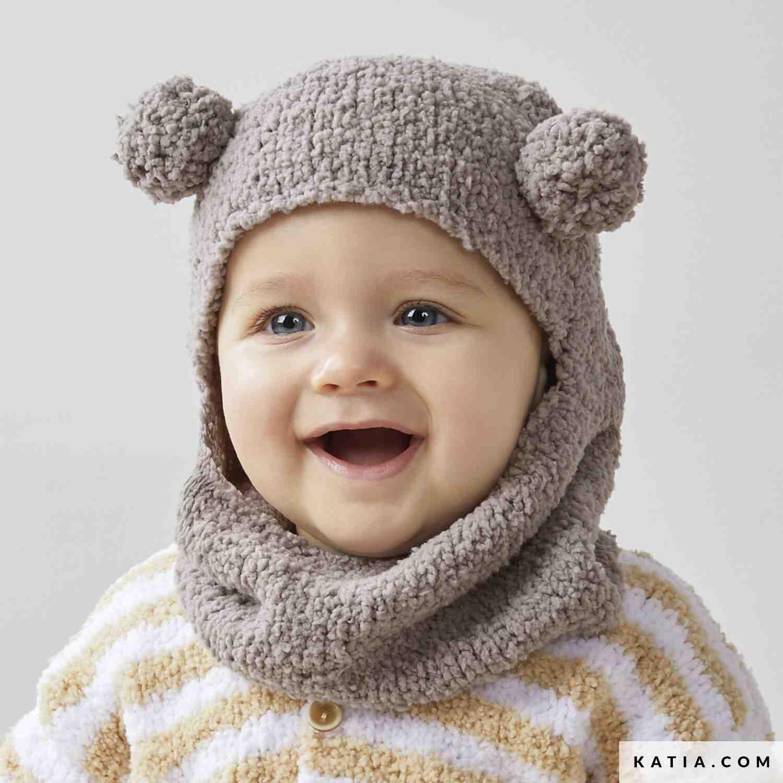 Quelle taille pour un bonnet tricoté?