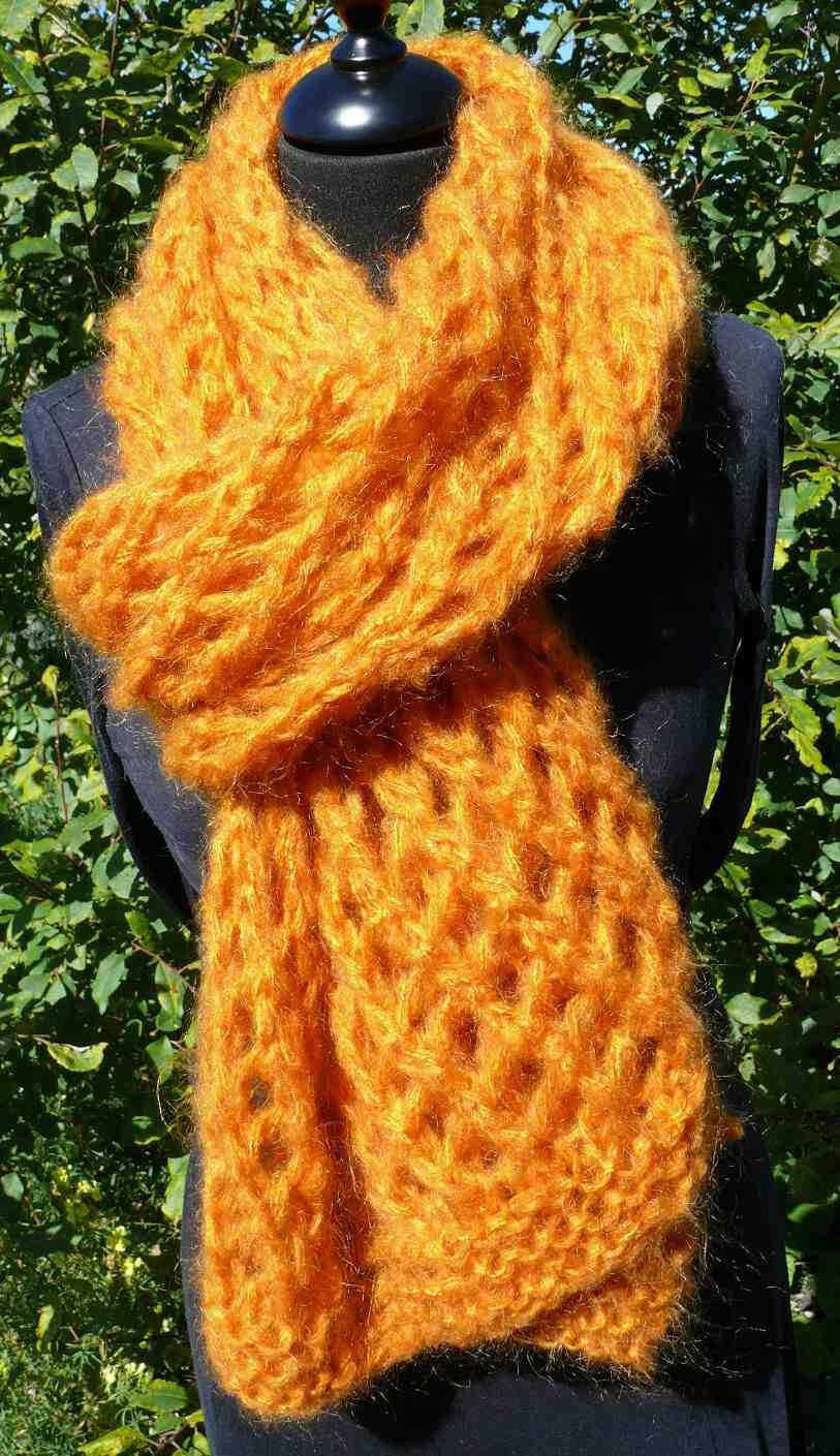 Quelles aiguilles pour tricoter une couverture?