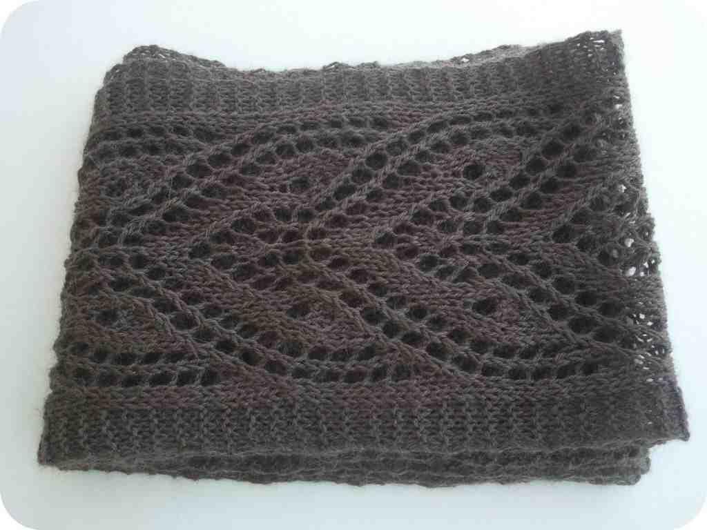 A quoi bon tricoter une écharpe pour homme?